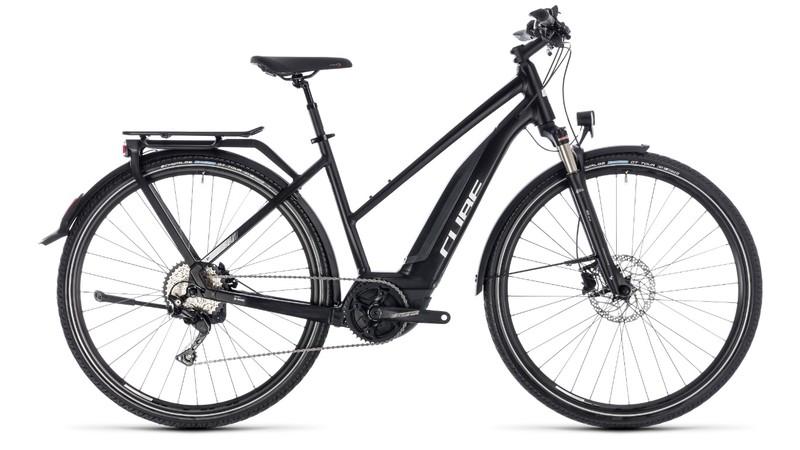 Cube+touring+hybrid+pro+e+bike.