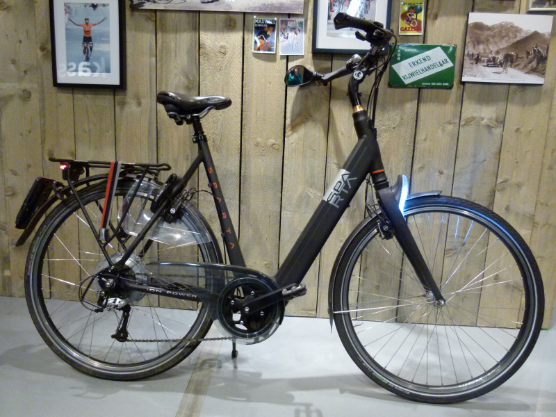 Sparta Ion E-speed HS
