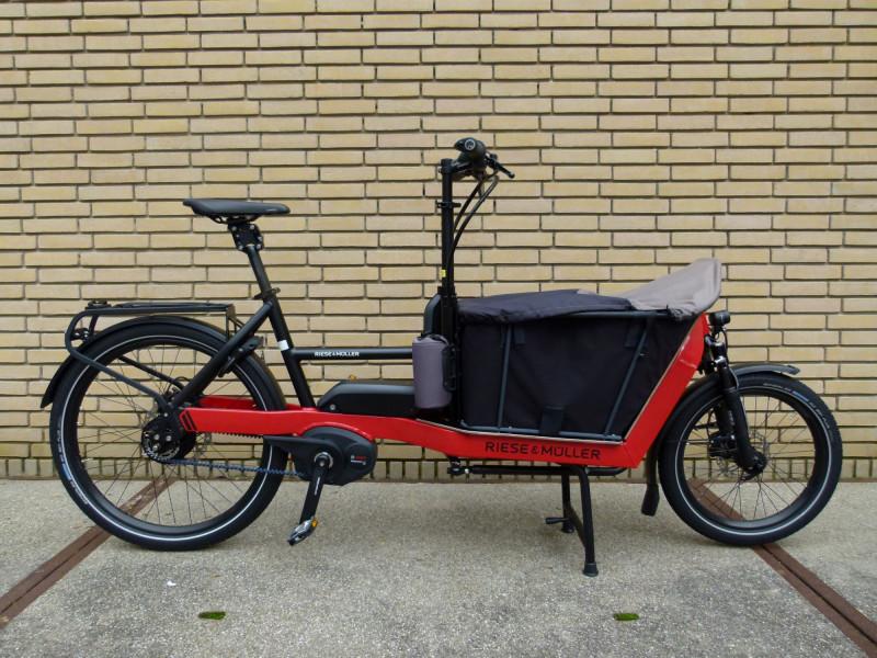 Riese & Muller Packster 40  Vario